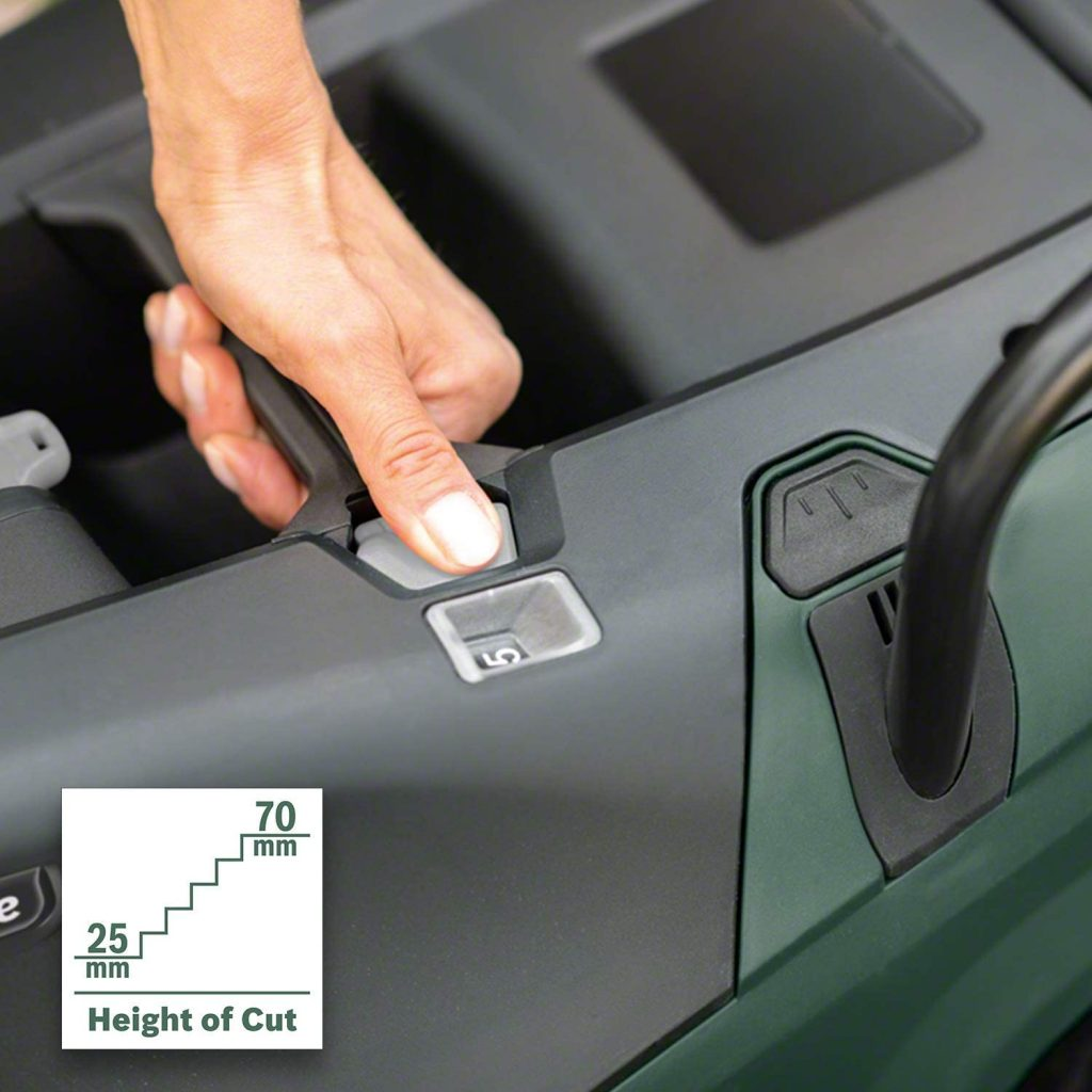 Bosch  Universal Rotak 36-560 36 cutting height adjuster