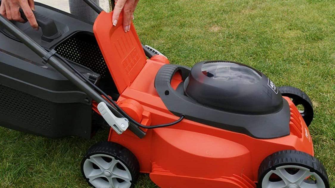 Flymo 300R Li Mower grass box