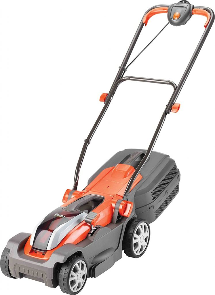 Flymo Might-Mo 300 Li Cordless Lawn Mower review