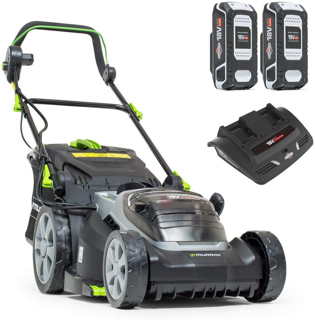 Murray  37 cm Cordless Lawn Mower IQ18WM37 Review