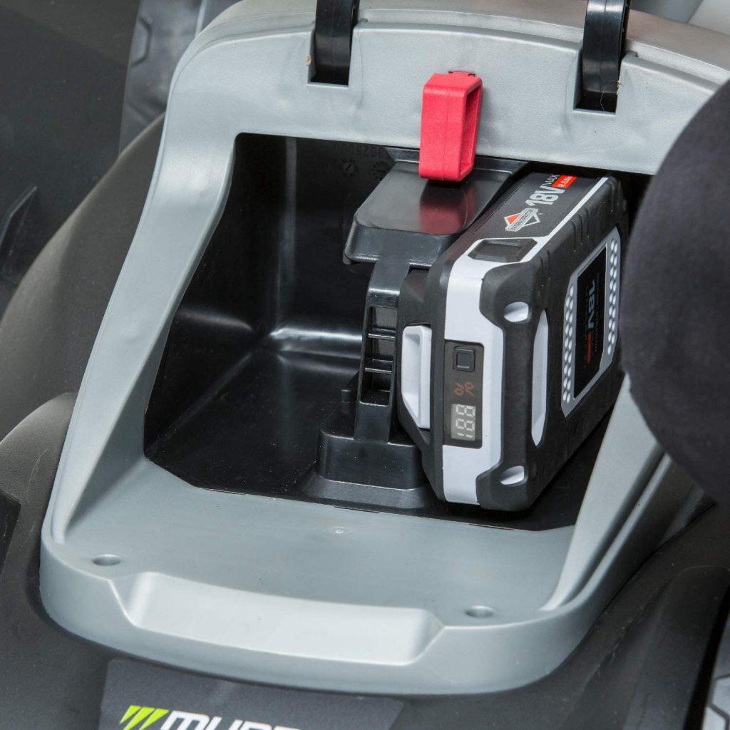 Murray Cordless Lawn Mower 46V battery