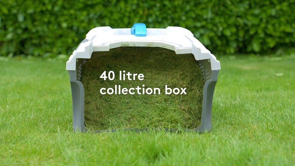 swift EB137CD2 40L grass collection box