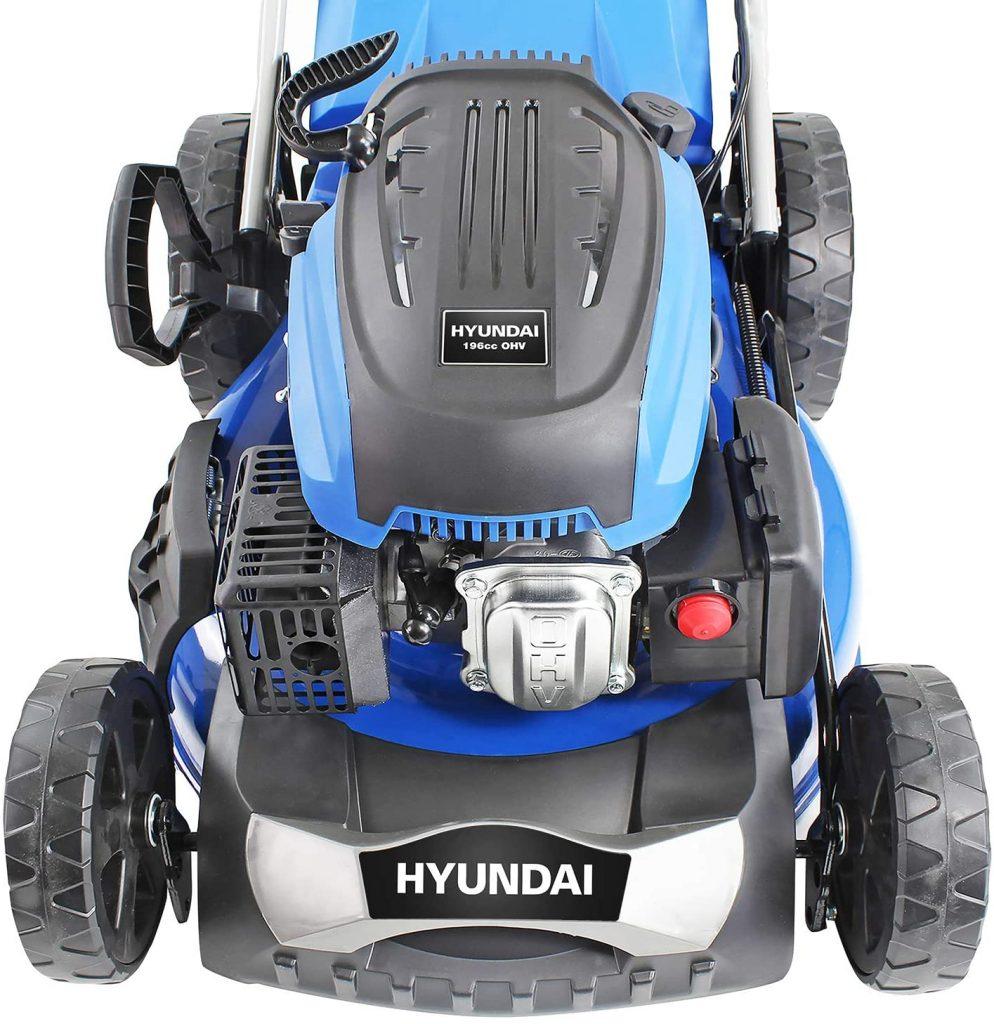 Hyundai HYM510SP 4-Stroke Petrol Lawn Mower Engine