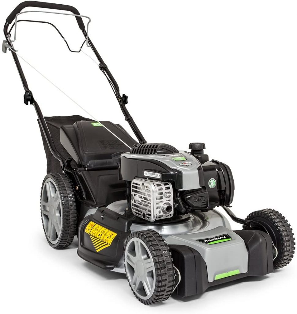 Murray EQ700X 21 Inch 53 cm Self-Propelled Petrol Lawnmower Review