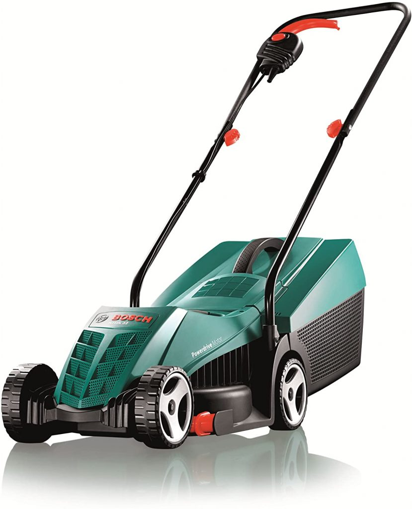 Bosch 32R Lawn Mower Review