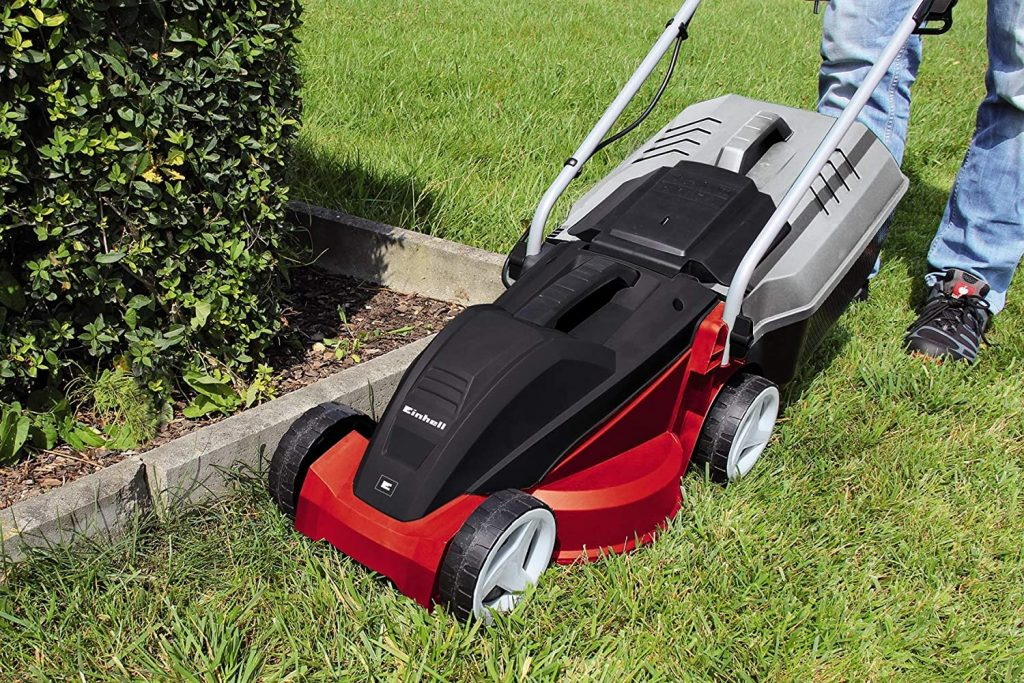 Einhell GC-EM 1030 Electric lawnmower Review