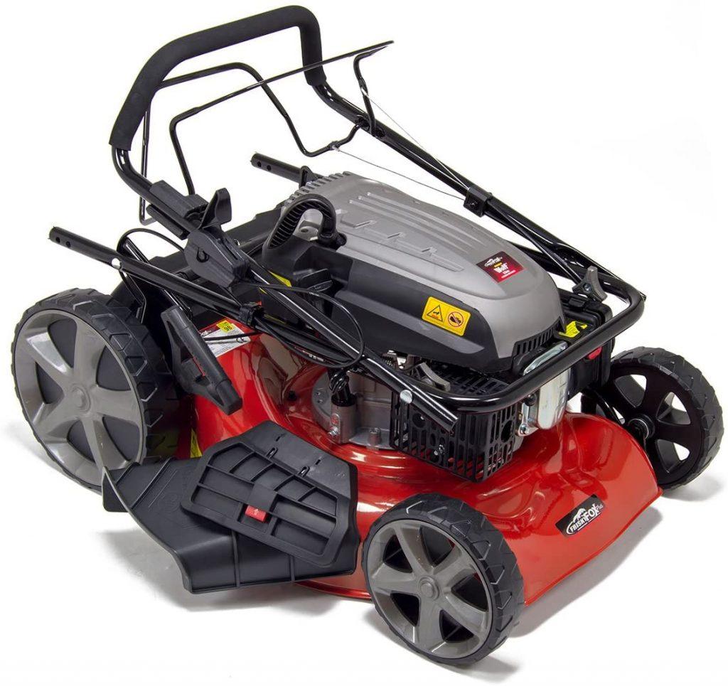 "Frisky Fox PLUS 20"" mower folding"