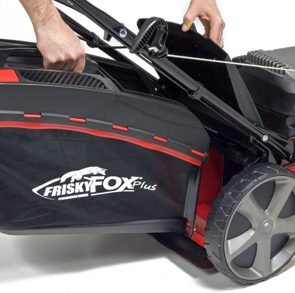 Frisky Fox PLUS grass bag
