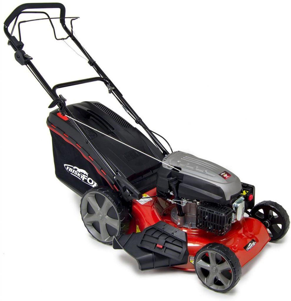 "Frisky Fox PLUS 20"" Petrol Lawn Mower review"
