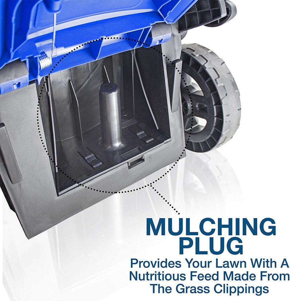 Hyundai HYM3800E mulching plug