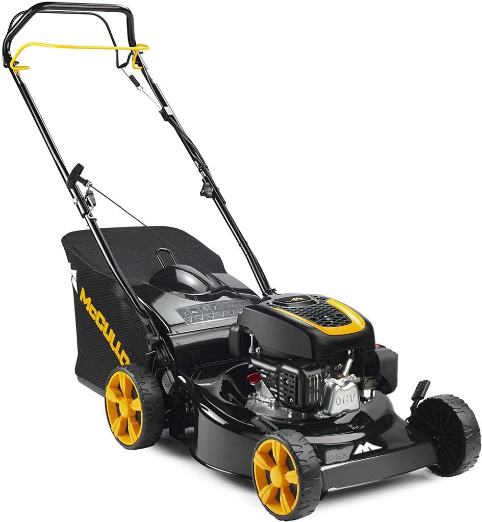 Mcculloch M46-120R Petrol Lawn Mower Review