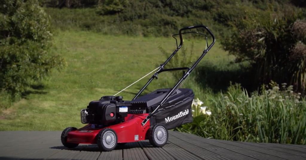 Mountfield Petrol Lawn Mower Review
